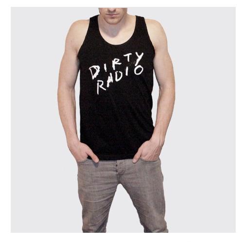 Image of Dirty Radio Logo - Unisex Tank Top