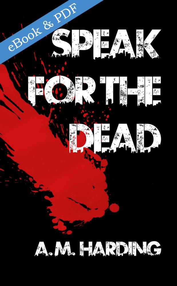 Image of Speak for the Dead - digital version