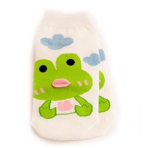 Image of Fat Lip Frog Socks