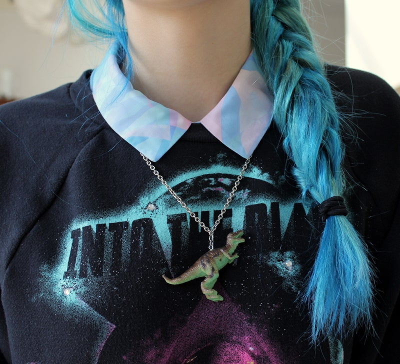 Image of T-Rex Necklace