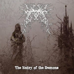 Image of Iapethos - The Entry Of The Demons