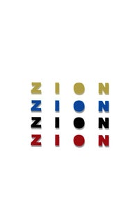 Image of Zion  </br> Vynal Dye Cut Sticker
