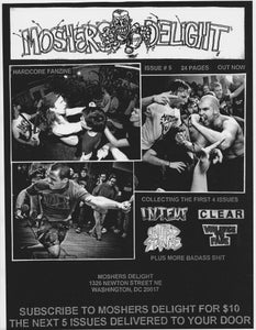 Image of Moshers Delight Subscription