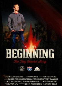 Image of In The Beginning: The Trey Canard Story Movie Poster