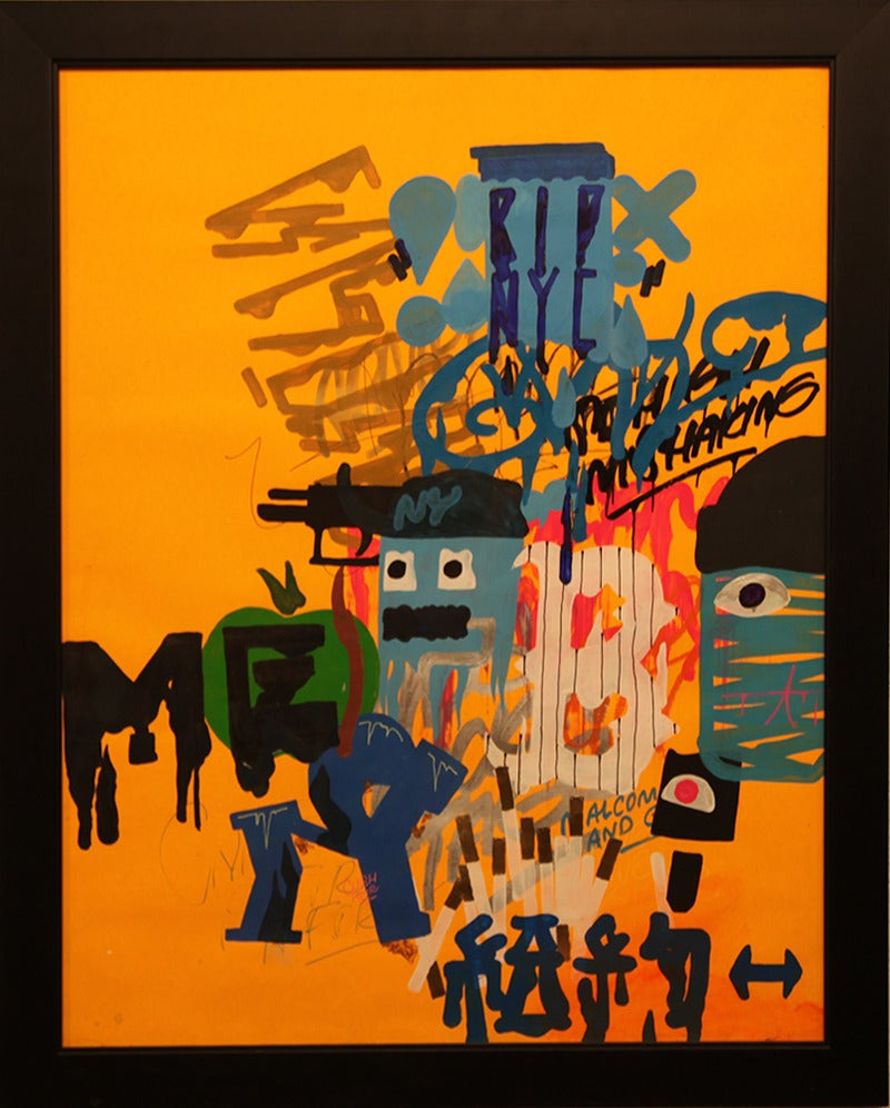 Image of PAINTING 2 - CASH4
