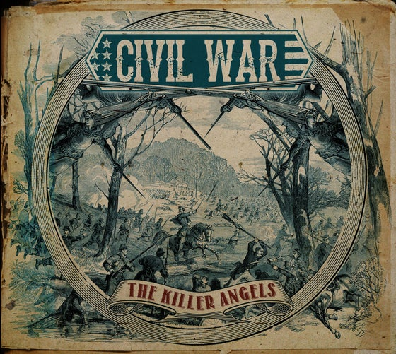 Image of Civil War - The Killer Angels (CD)