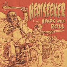 Image of SR15: HEATSEEKER 'Heads Will Roll' CD