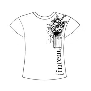 Image of [inrem.] Girls Rose T-Shirt