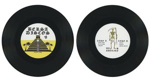 "Image of Bersa Discos #8 12"" Vinyl - DJ QUALITY"