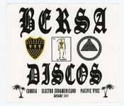 Image of Bersa Discos Sticker
