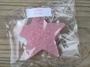 Image of Star Shape Car Freshie - Select Scent