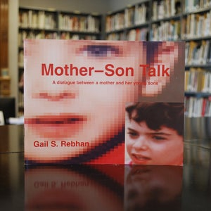 Image of Mother-Son Talk - Gail Rebhan