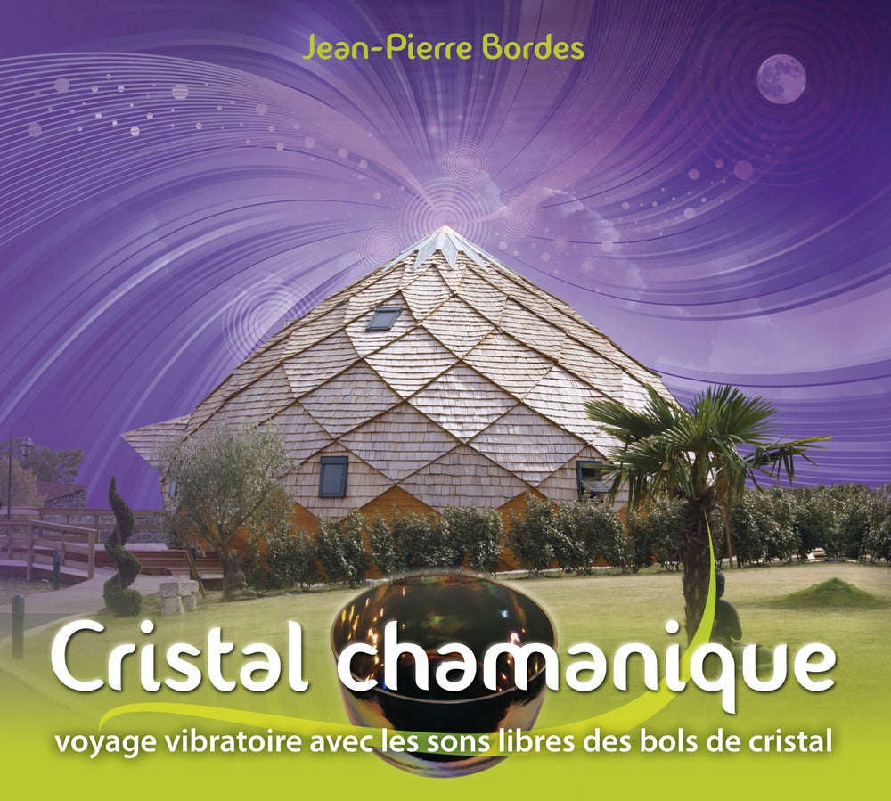 Image of CD CRISTAL CHAMANIQUE