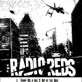 "Image of Radio Reds/The Nondenoms Split 7"" Vinyl"