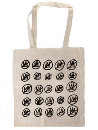 Image of Doomtree No Kings Tote Bag