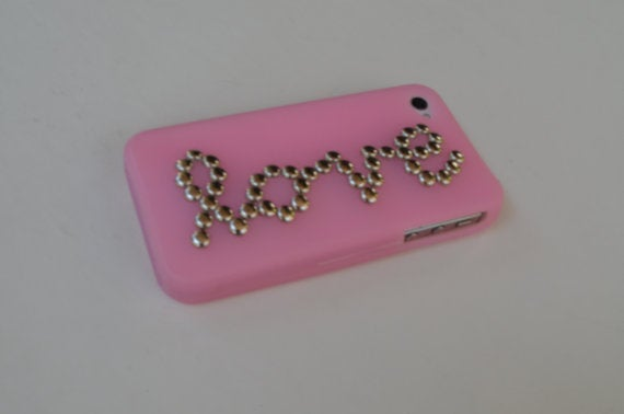 Image of LOVE IPHONE CASE 4 & 5