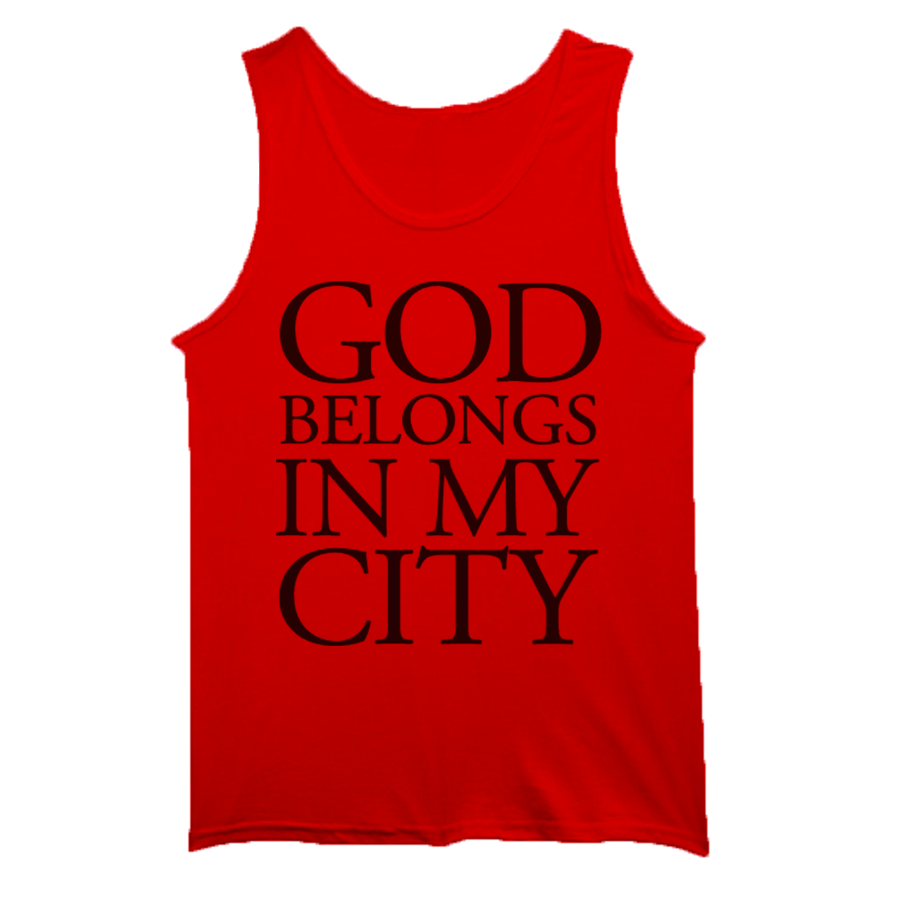 Image of GBIMC - Red Tank Tops