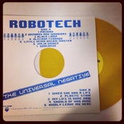 Image of Robotech/The Universal Negative Vinyl
