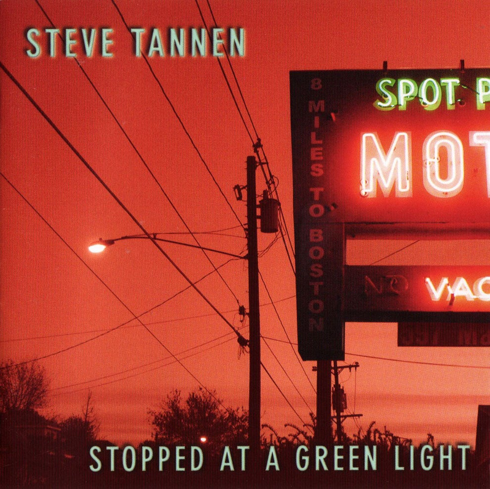Image of Stopped At A Green Light CD