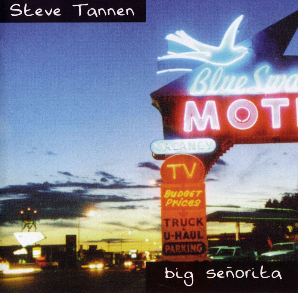 Image of Big Senorita CD
