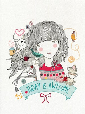 Image of Print Awesome