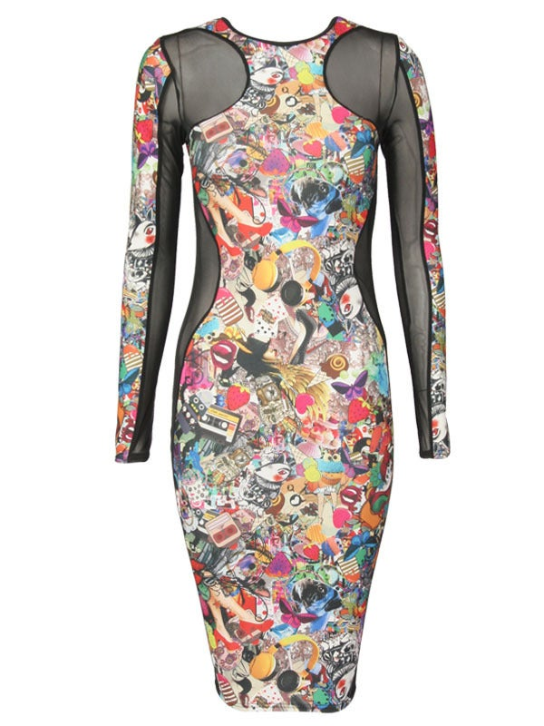 Image of Rockstar Dress