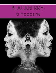 """Image of BLACKBERRY: a magazine, Issue 2, """"Belief"""""""