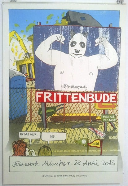 Image of FRITTENBUDE (munich 2013)