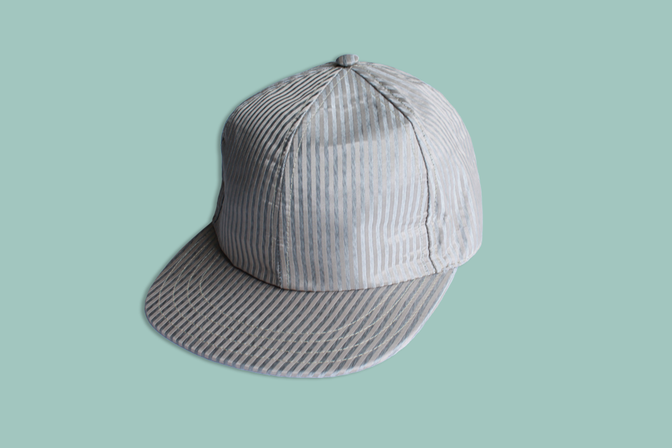Image of STRIPPED CAP // SS13