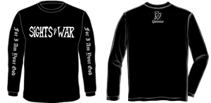 Image of Sights Of War - For I Am Your God (Long Sleeves)