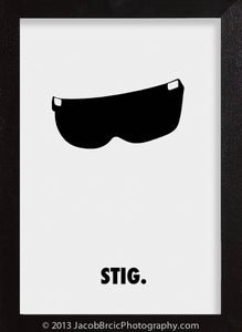 Image of Stig Poster