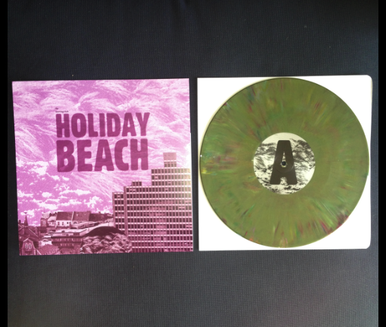 "Image of The Hunting Club - ""Holiday Beach"" - 10"" Vinyl plus digital download"
