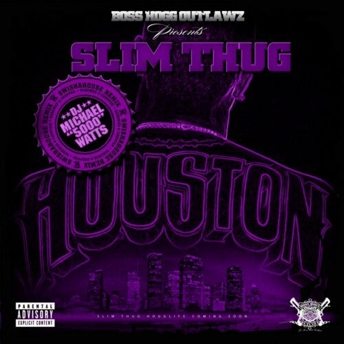 Image of SLIM THUG - HOUSTON ( SWISHAHOUSE REMIX )