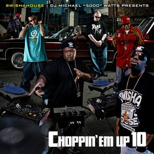 Image of CHOOPIN EM UP 10
