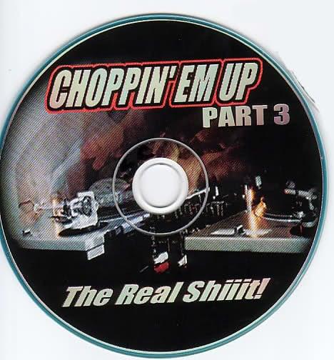 Image of CHOPPIN' EM UP 3
