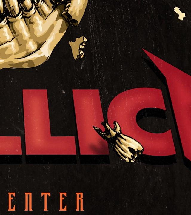 Image of Metallica Nashville