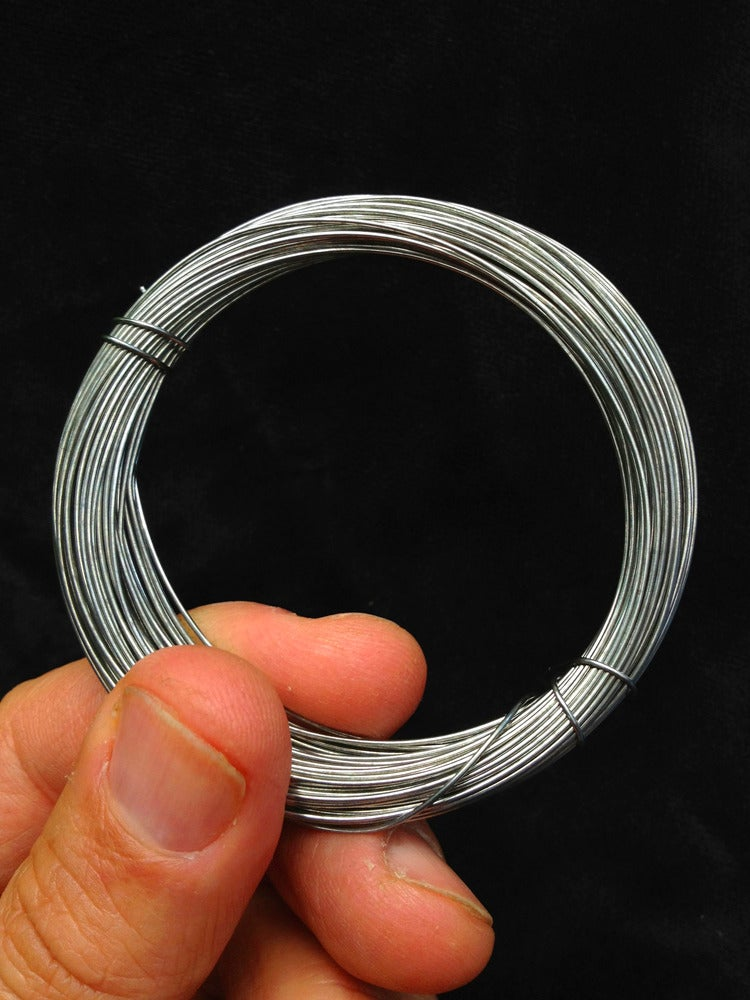 Image of Galvanized Steel Wire - 22 gauge (.7mm)