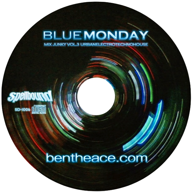 Image of BLUE MONDAY  MIX JUNKY VOL.3