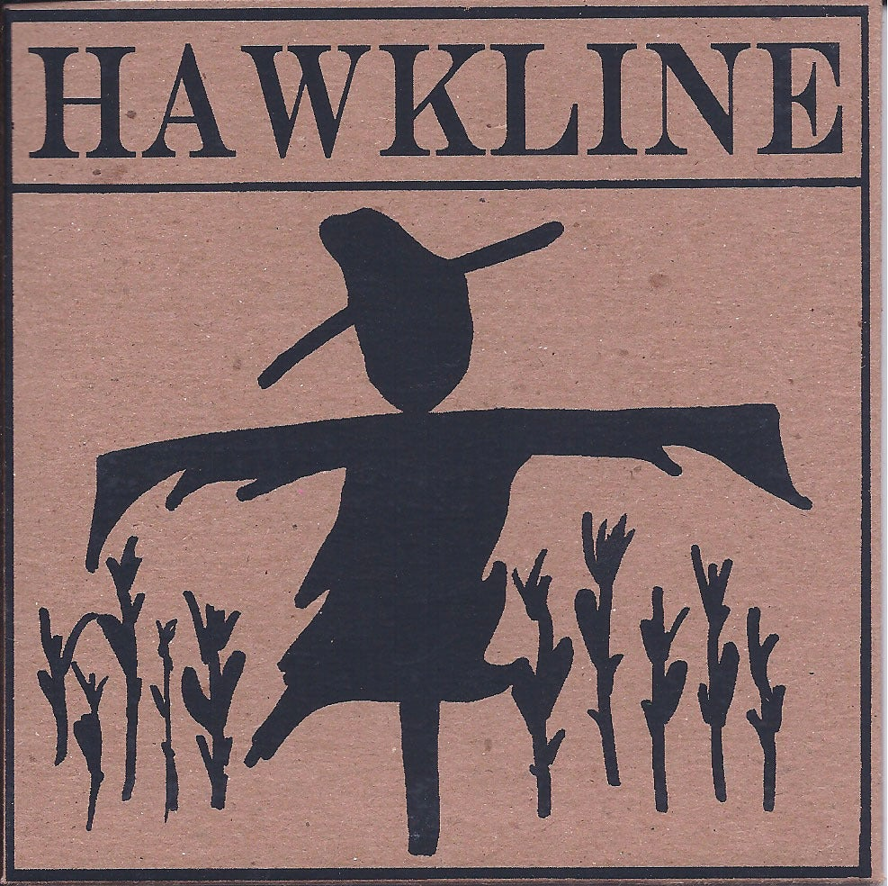 Image of Hawkline - Amity CD