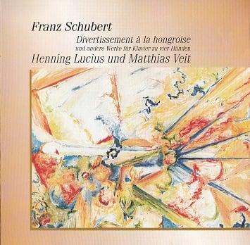 Image of Exclusiv: Matthias Veit, Henning Lucius: Werke von Franz Schubert zu vier Händen