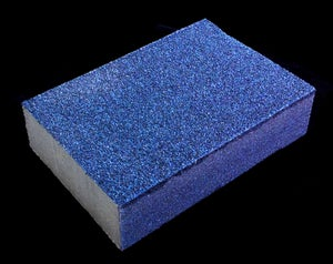 Image of Sanding Sponge Block - Course/Fine