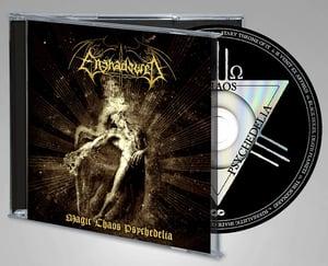 Image of ENSHADOWED - Magic Chaos Psychedelia (CD version)