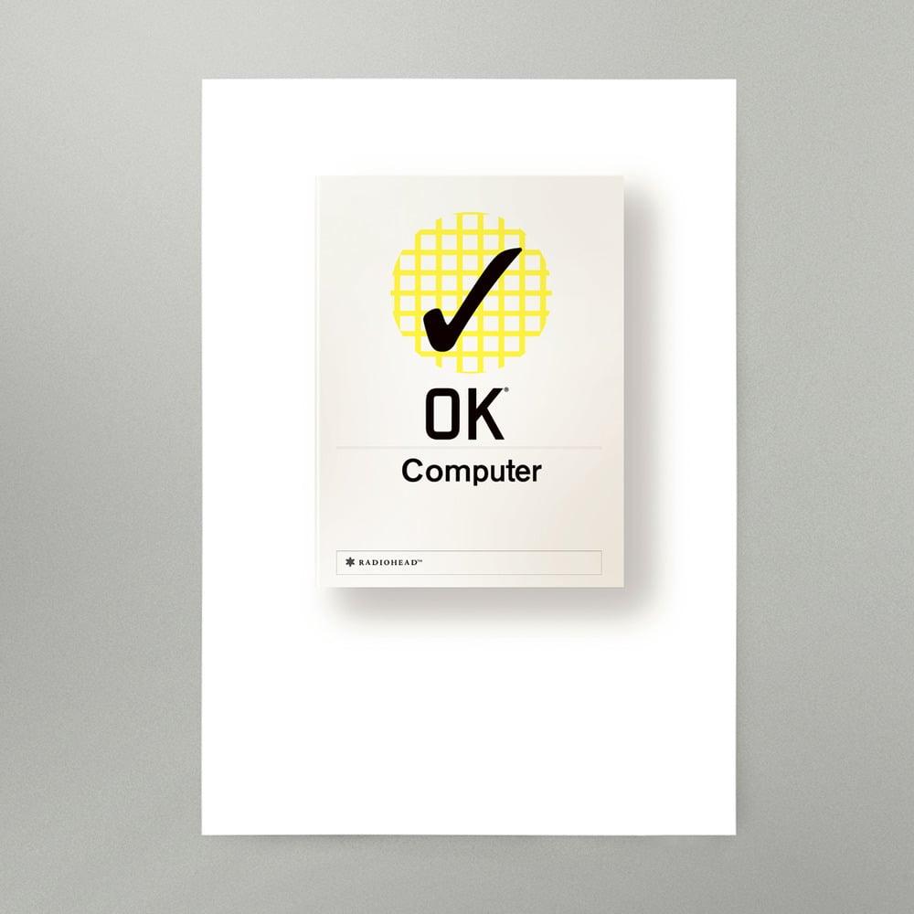 Image of OK Computer Art Print