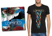 "Image of ""Holda's Grace"" digipack (2013) + T-shirt"