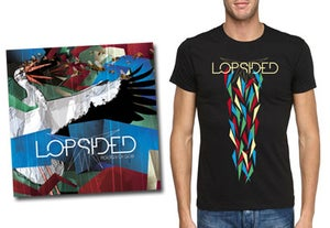 "Image of ""Holda's Grace"" digipack (2013) + T-shirt"