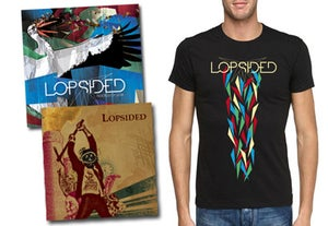 """Image of """"Holda's Grace"""" digipack (2013) + """"In your Steps"""" EP (2009) + T-shirt"""