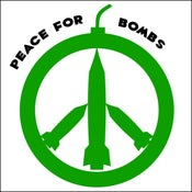 Image of Peace For Bombs (CD EP)