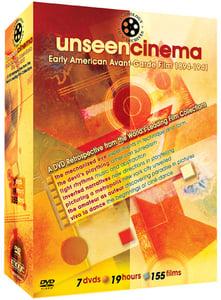 Image of Unseen Cinema: Early American Avant-Garde Film 1894-1941