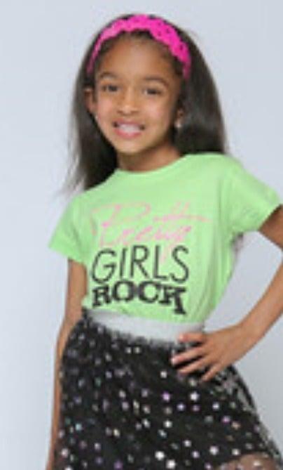 Image of Pretty Girls Rock (Toddler) $10.50