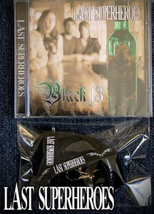 Image of Black #13 Fan-pack